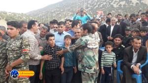 گزارش تصویری مراسم بازسازی عید غدیر خم در روستای تمنک از توابع بخش پاتاوه شهرستان دنا (۱۴۳)