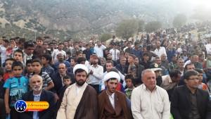 گزارش تصویری مراسم بازسازی عید غدیر خم در روستای تمنک از توابع بخش پاتاوه شهرستان دنا (۱۴۵)