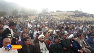 گزارش تصویری مراسم بازسازی عید غدیر خم در روستای تمنک از توابع بخش پاتاوه شهرستان دنا (۱۴۷)