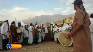 گزارش تصویری مراسم بازسازی عید غدیر خم در روستای تمنک از توابع بخش پاتاوه شهرستان دنا (۱۵۰)