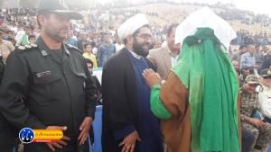 گزارش تصویری مراسم بازسازی عید غدیر خم در روستای تمنک از توابع بخش پاتاوه شهرستان دنا (۱۵۳)