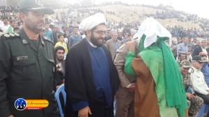 گزارش تصویری مراسم بازسازی عید غدیر خم در روستای تمنک از توابع بخش پاتاوه شهرستان دنا (۱۵۴)