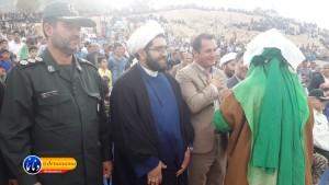 گزارش تصویری مراسم بازسازی عید غدیر خم در روستای تمنک از توابع بخش پاتاوه شهرستان دنا (۱۵۵)