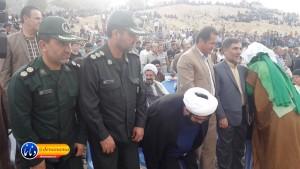 گزارش تصویری مراسم بازسازی عید غدیر خم در روستای تمنک از توابع بخش پاتاوه شهرستان دنا (۱۵۷)
