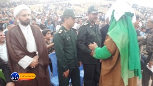 گزارش تصویری مراسم بازسازی عید غدیر خم در روستای تمنک از توابع بخش پاتاوه شهرستان دنا (۱۵۸)
