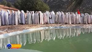 گزارش تصویری مراسم بازسازی عید غدیر خم در روستای تمنک از توابع بخش پاتاوه شهرستان دنا (۱۶)