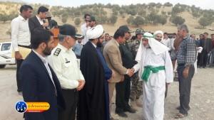 گزارش تصویری مراسم بازسازی عید غدیر خم در روستای تمنک از توابع بخش پاتاوه شهرستان دنا (۱۷۳)
