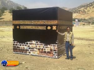 گزارش تصویری مراسم بازسازی عید غدیر خم در روستای تمنک از توابع بخش پاتاوه شهرستان دنا (۲۰۳)