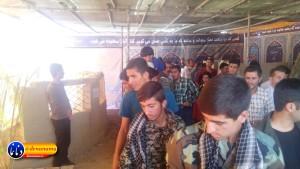 گزارش تصویری مراسم بازسازی عید غدیر خم در روستای تمنک از توابع بخش پاتاوه شهرستان دنا (۲۱۳)