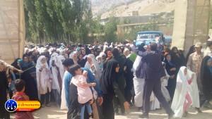 گزارش تصویری مراسم بازسازی عید غدیر خم در روستای تمنک از توابع بخش پاتاوه شهرستان دنا (۲۱۷)