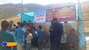 گزارش تصویری مراسم بازسازی عید غدیر خم در روستای تمنک از توابع بخش پاتاوه شهرستان دنا (۲۲۲)