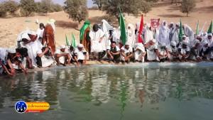 گزارش تصویری مراسم بازسازی عید غدیر خم در روستای تمنک از توابع بخش پاتاوه شهرستان دنا (۲۳)
