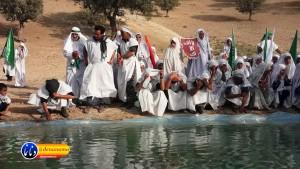 گزارش تصویری مراسم بازسازی عید غدیر خم در روستای تمنک از توابع بخش پاتاوه شهرستان دنا (۲۴)