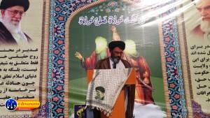 گزارش تصویری مراسم بازسازی عید غدیر خم در روستای تمنک از توابع بخش پاتاوه شهرستان دنا (۳۰۱)
