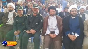 گزارش تصویری مراسم بازسازی عید غدیر خم در روستای تمنک از توابع بخش پاتاوه شهرستان دنا (۳۰۸)