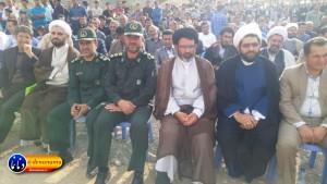 گزارش تصویری مراسم بازسازی عید غدیر خم در روستای تمنک از توابع بخش پاتاوه شهرستان دنا (۳۰۹)