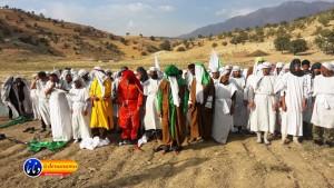 گزارش تصویری مراسم بازسازی عید غدیر خم در روستای تمنک از توابع بخش پاتاوه شهرستان دنا (۳۳)