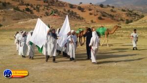 گزارش تصویری مراسم بازسازی عید غدیر خم در روستای تمنک از توابع بخش پاتاوه شهرستان دنا (۳۳۱)
