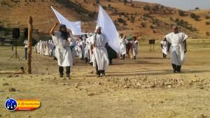 گزارش تصویری مراسم بازسازی عید غدیر خم در روستای تمنک از توابع بخش پاتاوه شهرستان دنا (۳۳۷)
