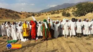 گزارش تصویری مراسم بازسازی عید غدیر خم در روستای تمنک از توابع بخش پاتاوه شهرستان دنا (۳۴)