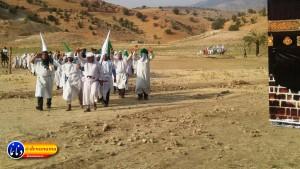 گزارش تصویری مراسم بازسازی عید غدیر خم در روستای تمنک از توابع بخش پاتاوه شهرستان دنا (۳۴۱)