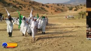 گزارش تصویری مراسم بازسازی عید غدیر خم در روستای تمنک از توابع بخش پاتاوه شهرستان دنا (۳۴۲)