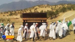 گزارش تصویری مراسم بازسازی عید غدیر خم در روستای تمنک از توابع بخش پاتاوه شهرستان دنا (۳۴۳)