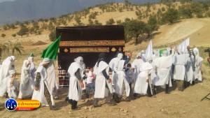 گزارش تصویری مراسم بازسازی عید غدیر خم در روستای تمنک از توابع بخش پاتاوه شهرستان دنا (۳۴۴)