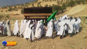 گزارش تصویری مراسم بازسازی عید غدیر خم در روستای تمنک از توابع بخش پاتاوه شهرستان دنا (۳۴۵)