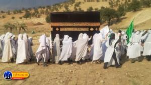 گزارش تصویری مراسم بازسازی عید غدیر خم در روستای تمنک از توابع بخش پاتاوه شهرستان دنا (۳۴۶)