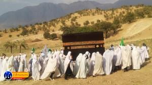 گزارش تصویری مراسم بازسازی عید غدیر خم در روستای تمنک از توابع بخش پاتاوه شهرستان دنا (۳۴۷)