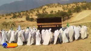 گزارش تصویری مراسم بازسازی عید غدیر خم در روستای تمنک از توابع بخش پاتاوه شهرستان دنا (۳۴۸)