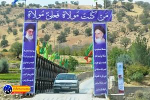 گزارش تصویری مراسم بازسازی عید غدیر خم در روستای تمنک از توابع بخش پاتاوه شهرستان دنا (۳۵۶)