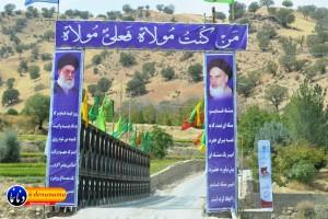 گزارش تصویری مراسم بازسازی عید غدیر خم در روستای تمنک از توابع بخش پاتاوه شهرستان دنا (۳۵۷)