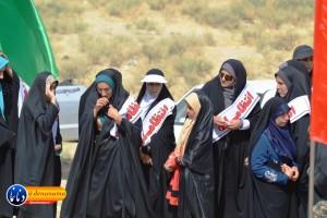 گزارش تصویری مراسم بازسازی عید غدیر خم در روستای تمنک از توابع بخش پاتاوه شهرستان دنا (۳۶۳)