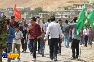 گزارش تصویری مراسم بازسازی عید غدیر خم در روستای تمنک از توابع بخش پاتاوه شهرستان دنا (۳۶۹)
