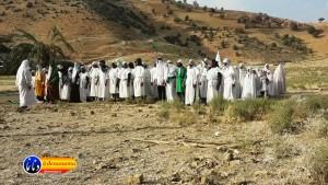 گزارش تصویری مراسم بازسازی عید غدیر خم در روستای تمنک از توابع بخش پاتاوه شهرستان دنا (۳۷)