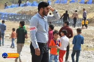 گزارش تصویری مراسم بازسازی عید غدیر خم در روستای تمنک از توابع بخش پاتاوه شهرستان دنا (۳۷۳)