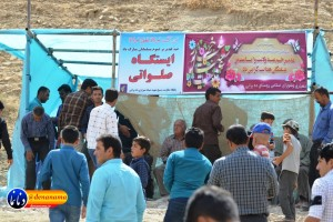 گزارش تصویری مراسم بازسازی عید غدیر خم در روستای تمنک از توابع بخش پاتاوه شهرستان دنا (۳۷۵)