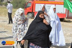 گزارش تصویری مراسم بازسازی عید غدیر خم در روستای تمنک از توابع بخش پاتاوه شهرستان دنا (۳۷۹)