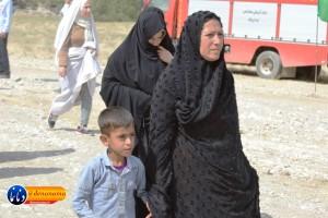 گزارش تصویری مراسم بازسازی عید غدیر خم در روستای تمنک از توابع بخش پاتاوه شهرستان دنا (۳۸۰)