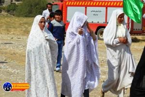 گزارش تصویری مراسم بازسازی عید غدیر خم در روستای تمنک از توابع بخش پاتاوه شهرستان دنا (۳۸۱)