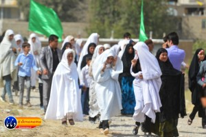 گزارش تصویری مراسم بازسازی عید غدیر خم در روستای تمنک از توابع بخش پاتاوه شهرستان دنا (۳۸۲)