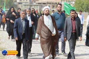 گزارش تصویری مراسم بازسازی عید غدیر خم در روستای تمنک از توابع بخش پاتاوه شهرستان دنا (۳۸۴)