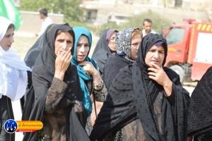 گزارش تصویری مراسم بازسازی عید غدیر خم در روستای تمنک از توابع بخش پاتاوه شهرستان دنا (۳۸۶)