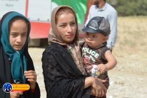 گزارش تصویری مراسم بازسازی عید غدیر خم در روستای تمنک از توابع بخش پاتاوه شهرستان دنا (۳۸۷)