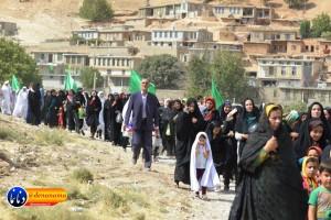 گزارش تصویری مراسم بازسازی عید غدیر خم در روستای تمنک از توابع بخش پاتاوه شهرستان دنا (۳۸۹)