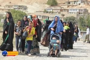گزارش تصویری مراسم بازسازی عید غدیر خم در روستای تمنک از توابع بخش پاتاوه شهرستان دنا (۳۹۰)