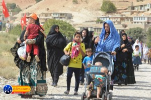 گزارش تصویری مراسم بازسازی عید غدیر خم در روستای تمنک از توابع بخش پاتاوه شهرستان دنا (۳۹۱)