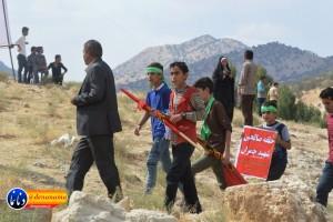 گزارش تصویری مراسم بازسازی عید غدیر خم در روستای تمنک از توابع بخش پاتاوه شهرستان دنا (۳۹۴)